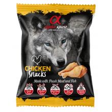 Alpha Spirit DOG Snacks Chicken