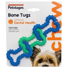 Petstages Bonetugz blu Игрушка для собак косточки