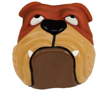 Petstages Bulldog Ball Бульдог - игрушка для собак