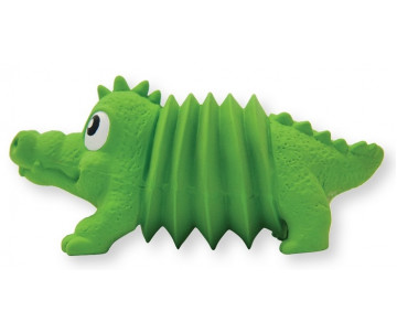 Petstages OutwardHound Accordionz Gator