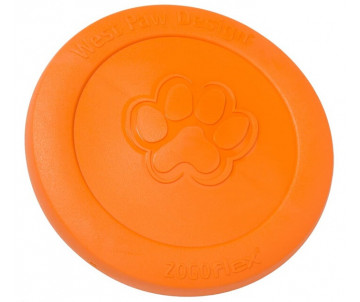 West Paw Zisc Large Tangerine Игрушка для собак