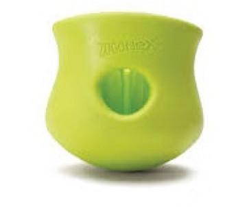 West Paw Zogoflex Toppl Green Игрушка для собак