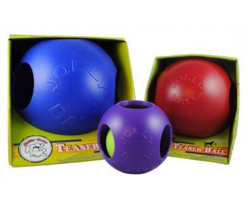 Jolly Pets TEASER BALL L Игрушка мяч двойной для собак