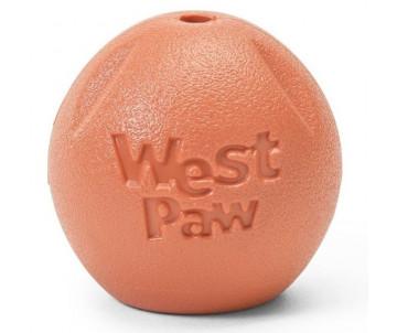 West Paw Rando Large Melon Игрушка-мяч для собак