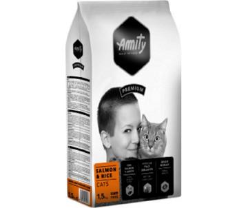 AMITY Cat Salmon & Rice