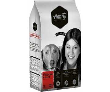 Amity Dog Adult Chicken Rice
