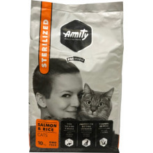 AMITY Cat Sterilized Salmon