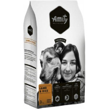 Amity Dog Adult Lamb Rice