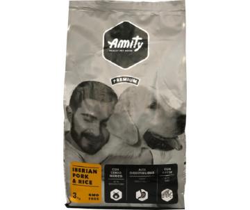 Amity Dog Iberiab Pork & Rice