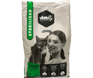 Amity Cat Adult Sterilized Chicken