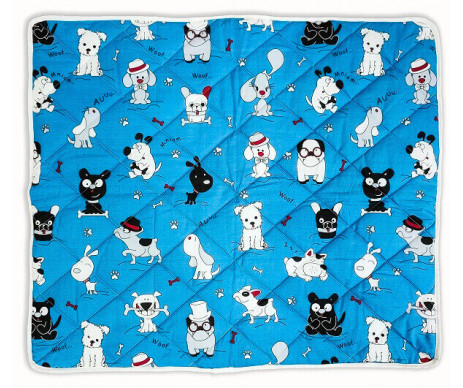 Hand Made Собачки Многоразовая пеленка для собак