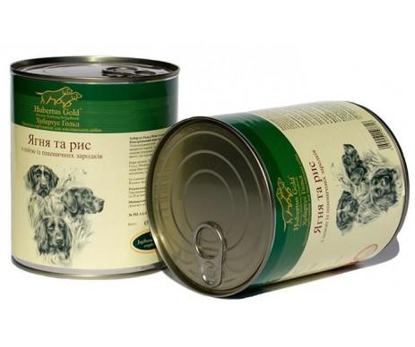 Hubertus Gold Dog Adult Lamb Rice Wet