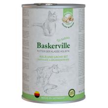 Baskerville Holistic Cat Adult Kalb und Lachs Wet