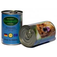 Baskerville Dog Adult lamb chicken Wet