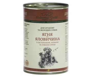 Hubertus Gold Puppy Lamb&Beef