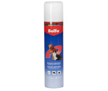 Bayer Bolfo аэрозоль от блох и клещей для собак и кошек