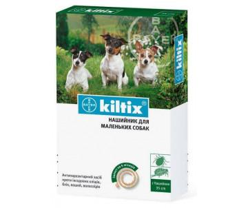 Kiltix ошейник от блох и клещей для собак