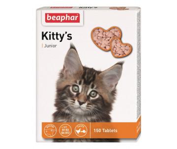 Beaphar Kittys Junior Лакомство для котят