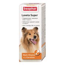 Beaphar Laveta Super Витамины для шерсти собак