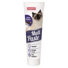 Beaphar Malt Paste Паста для выведения шерсти из желудка для кошек