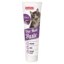Beaphar Duo-Malt Paste Паста для выведения шерсти из желудка для котов
