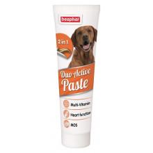 Beaphar Duo Active Paste Мультивитаминная паста для собак