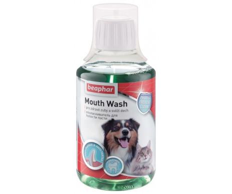 Beaphar Mouth Wash Ополаскиватель для полости рта собак и котов