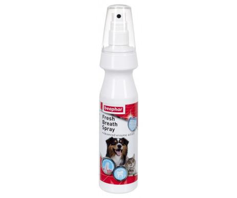 Beaphar Fresh Breath Spray Спрей для чистки зубов у котов и собак