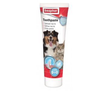 Beaphar TOOTHPASTE LIVER Зубная паста со вкусом печени для собак и кошек
