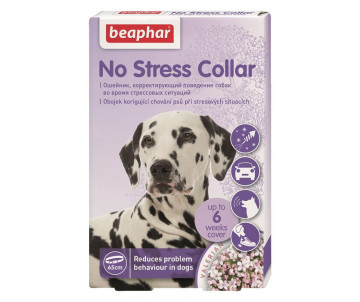 Beaphar NO STRESS COLLAR DOG Антистресс ошейник для собак