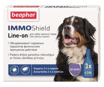 Beaphar IMMO SHIELD Противопаразитарные капли для собак от 30 кг