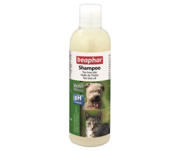 Beaphar Tea Tree Shampoo Шампунь с маслом чайного дерева для собак и кошек