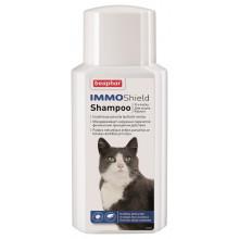 Beaphar IMMO SHIELD SHAMPOO CAT Шампунь от блох и клещей для кошек