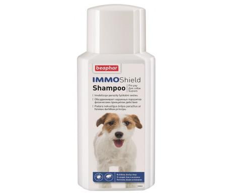 Beaphar IMMO SHIELD SHAMPOO DOG Шампунь от блох и клещей для собак