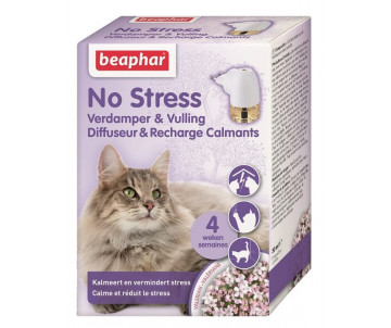 Beaphar NO STRESS Антистресс комплект с диффузором для котов