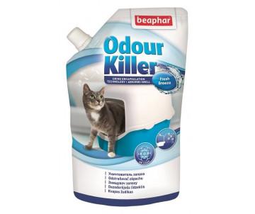 Beaphar Odour killer Ликвидатор запаха для кошачьего туалета