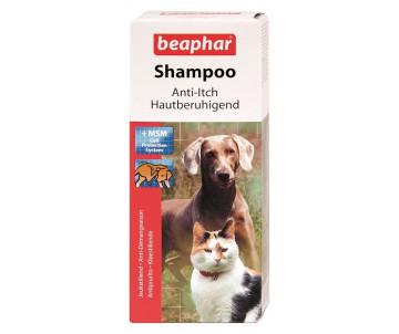 Beaphar Shampoo Anti Itch Шампунь против кожного зуда для кошек и собак