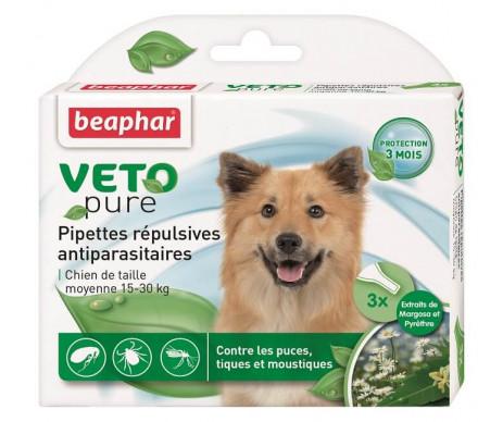 Beaphar Bio Spot On Капли от блох и клещей для собак весом 15-30 кг
