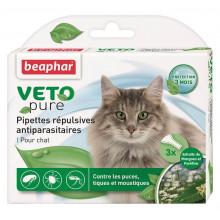 Beaphar Bio Spot On Капли от блох и клещей для кошек