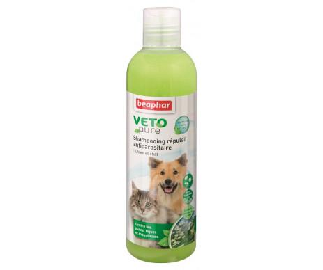 Beaphar Bio Shampoo Шампунь от блох для кошек и собак