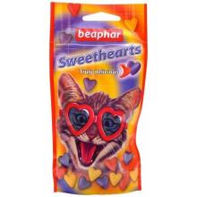 Beaphar Sweet Hearts Витаминизированное лакомство для кошек