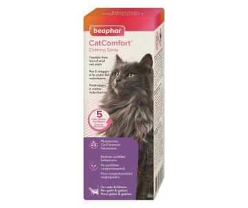 Beaphar Cat Comfort Антистресс успокаивающий спрей с феромонами для котов