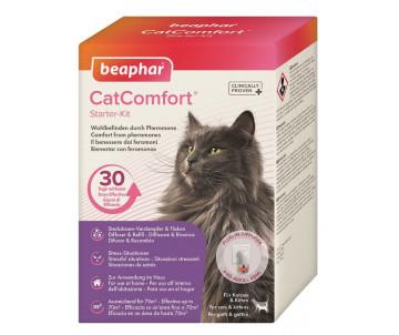 Beaphar Cat Comfort Антистресс успокаивающий диффузор с феромонами для котов