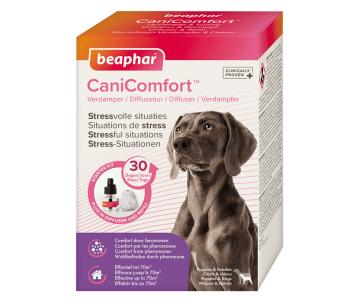 Beaphar CaniComfort Антистресс успокаивающий диффузор с феромонами для собак