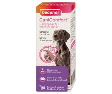 Beaphar CaniComfort Антистресс успокаивающий спрей с феромонами для собак
