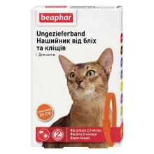 Beaphar Orange Ошейник против блох и клещей для кошек оранжевый