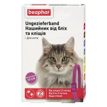 Beaphar Violet Ошейник против блох и клещей для кошек фиолетовый