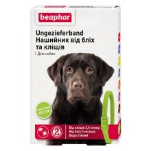 Beaphar Light green Ошейник от блох и клещей для собак салатовый