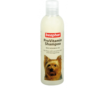 Beaphar Macadamia Провитаминный шампунь для собак