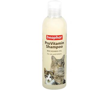 Beaphar Macadamia Провитаминный шампунь для кошек и котят